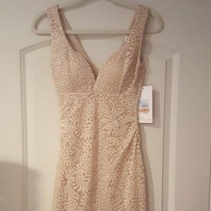 Emerald Sundae Lace Dress- Small (NWT)
